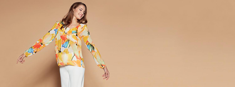 ca6b2be5199b Camicie e Bluse da donna made in Italy Pronto Moda  scopri la ...